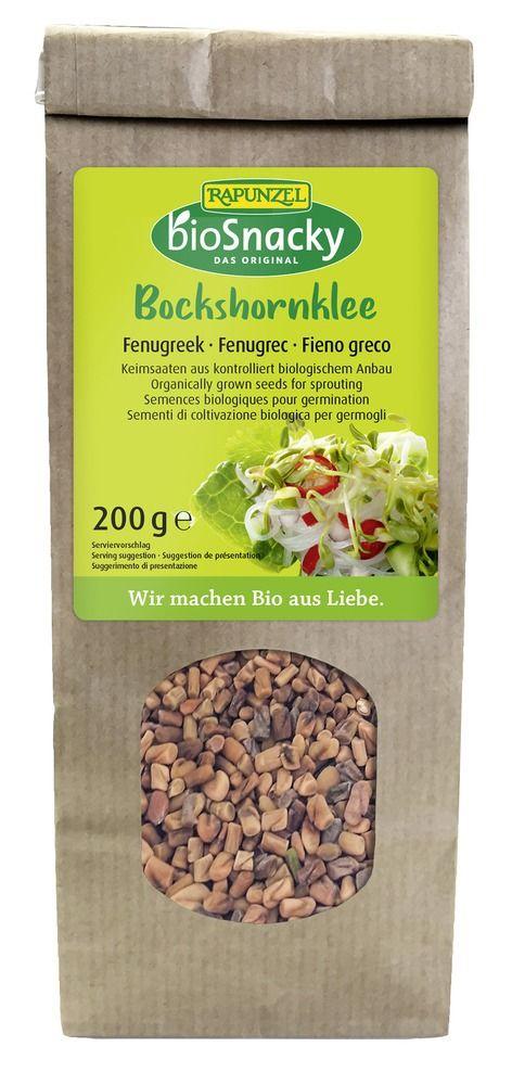 Rapunzel Bockshornklee bioSnacky 200g