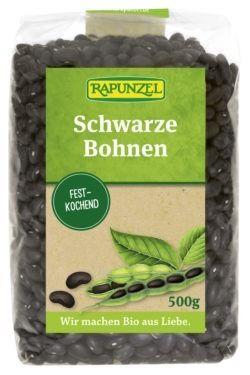 Rapunzel Bohnen schwarz 6x500g