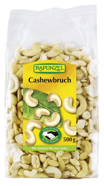 Rapunzel Cashewbruch HIH 500g