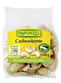Rapunzel Cashewkerne ganz HIH 8x100g
