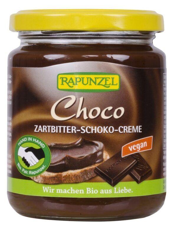 Rapunzel Choco, Zartbitter Schokoaufstrich HIH 250g