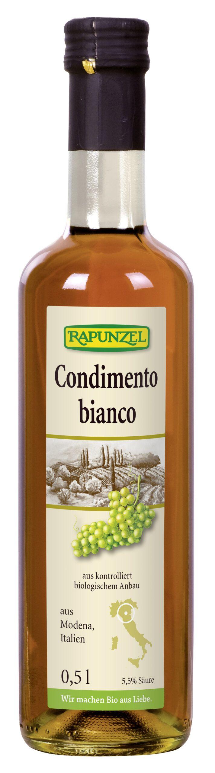 Rapunzel Condimento Bianco 0,5l