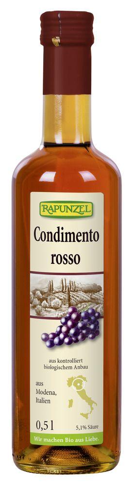 Rapunzel Condimento Rosso 6x0,5l