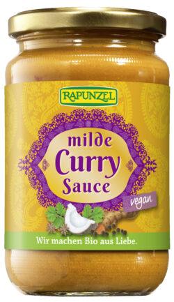 Rapunzel Curry-Sauce mild 6x350ml