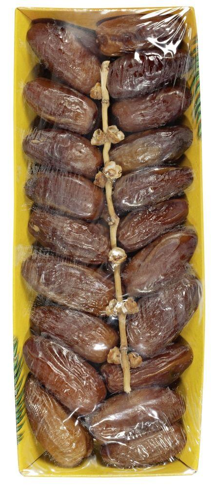 Rapunzel Datteln mit Stein Deglet Nour in der Pappschale HIH 15x250g
