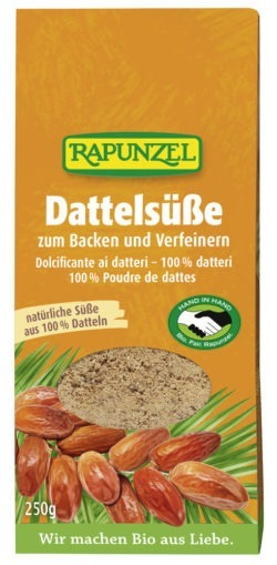 Rapunzel Dattelsüße HIH 4x250g
