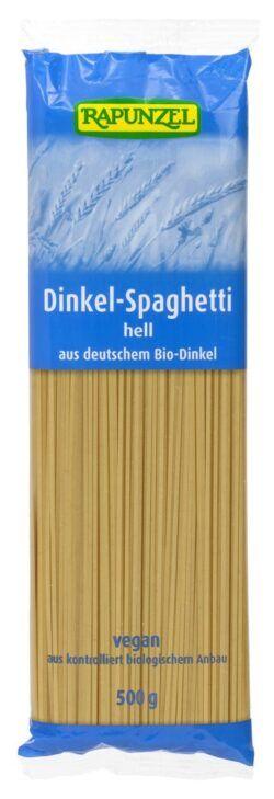 Rapunzel Dinkel-Spaghetti hell aus Deutschland 500g
