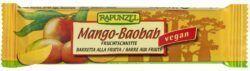Rapunzel Fruchtschnitte Mango-Baobab 25x40g