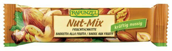 Rapunzel Fruchtschnitte Nut-Mix 25x40g