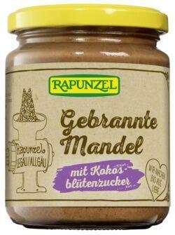 Rapunzel Gebrannte Mandel Aufstrich mit Kokosblütenzucker 6x250g