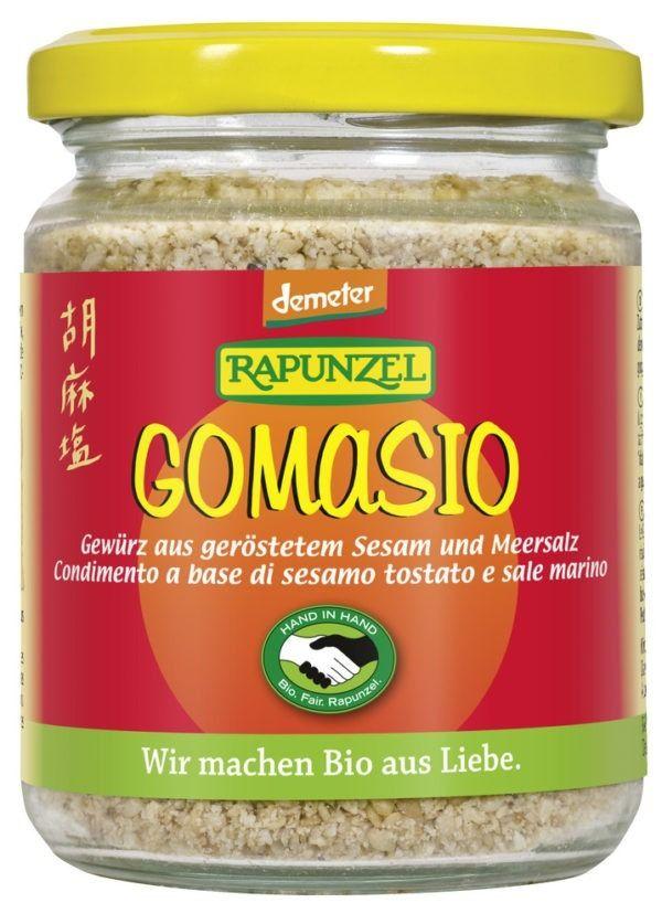 Rapunzel Gomasio, Sesam und Meersalz demeter, HIH 6x100g