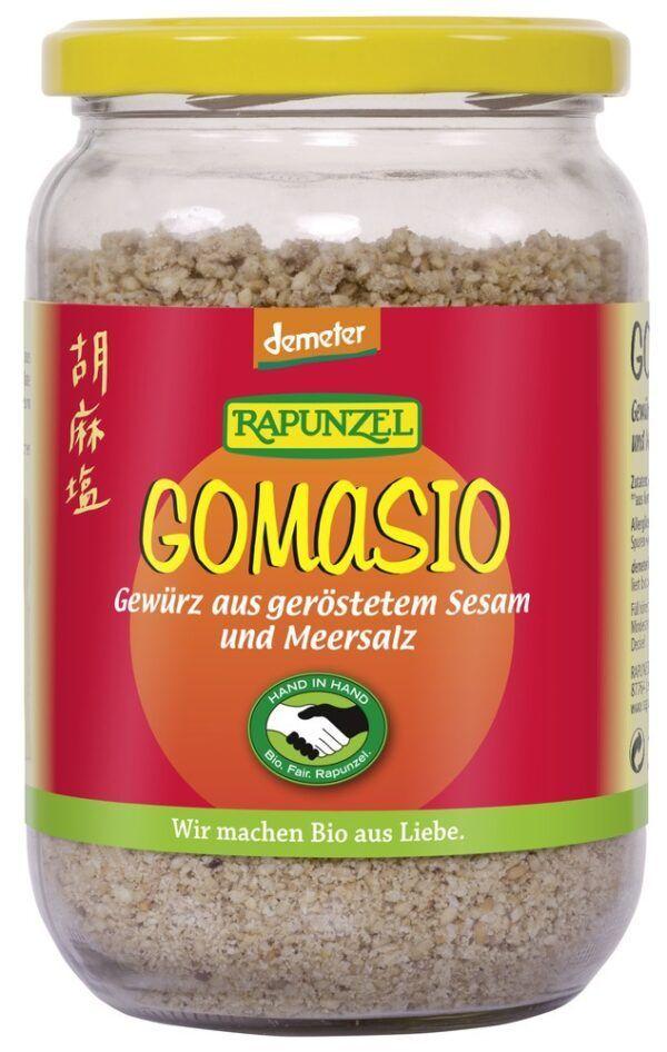 Rapunzel Gomasio, Sesam und Meersalz demeter, HIH 6x250g