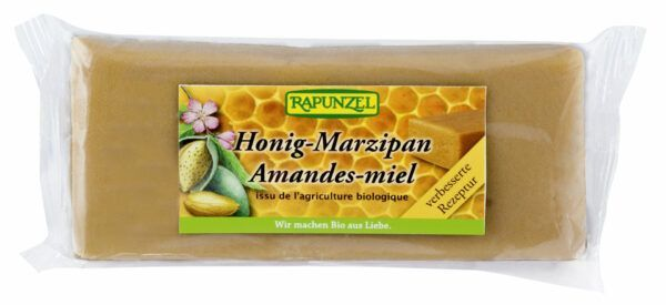 Rapunzel Honig-Marzipan 8x250g