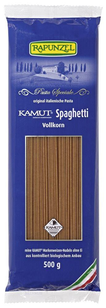 Rapunzel Kamut® Spaghetti Vollkorn 12x500g