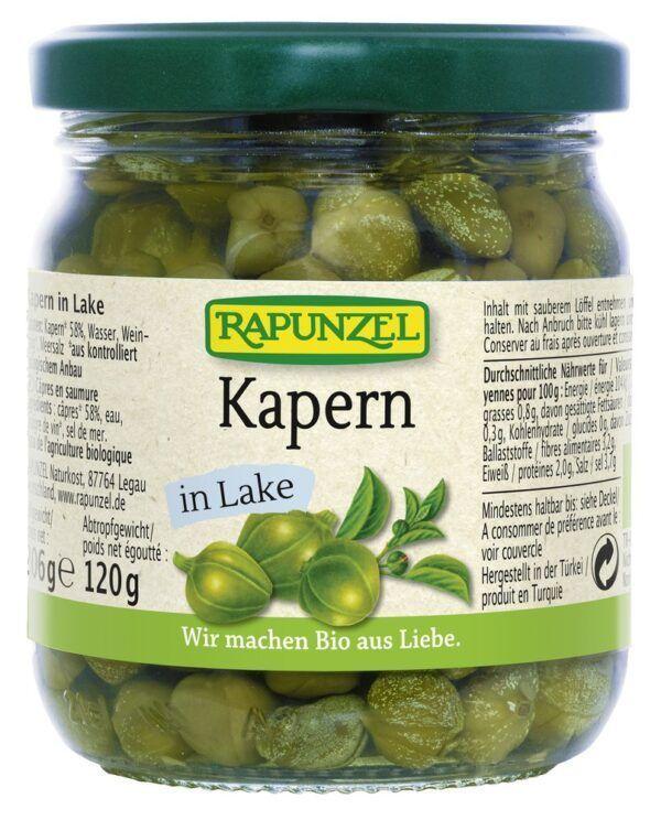 Rapunzel Kapern in Lake 6x206g
