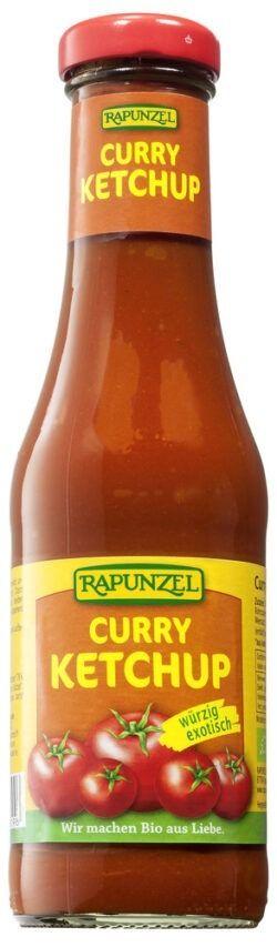 Rapunzel Ketchup Curry 450ml