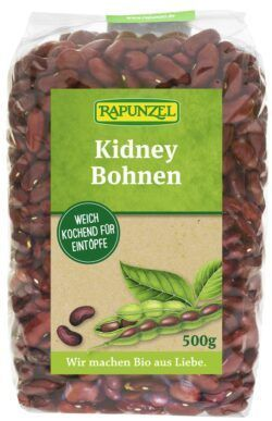 Rapunzel Kidney Bohnen rot 6x500g