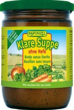 Rapunzel Klare Suppe, ohne Hefe 300g