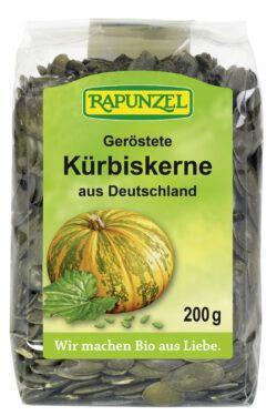 Rapunzel Kürbiskerne geröstet 8x200g