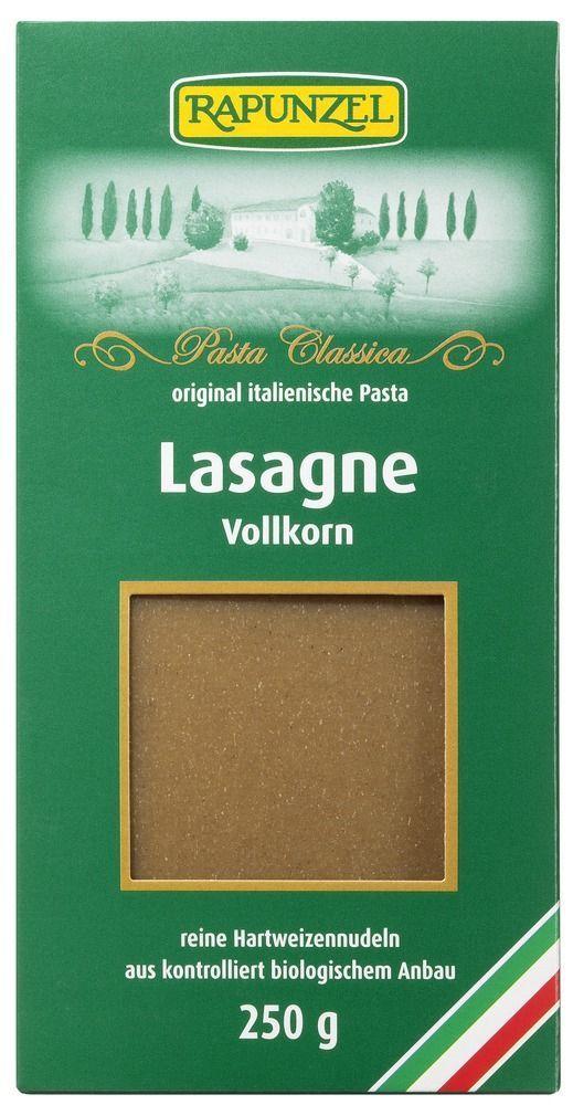 Rapunzel Lasagne-Platten Vollkorn 12x250g