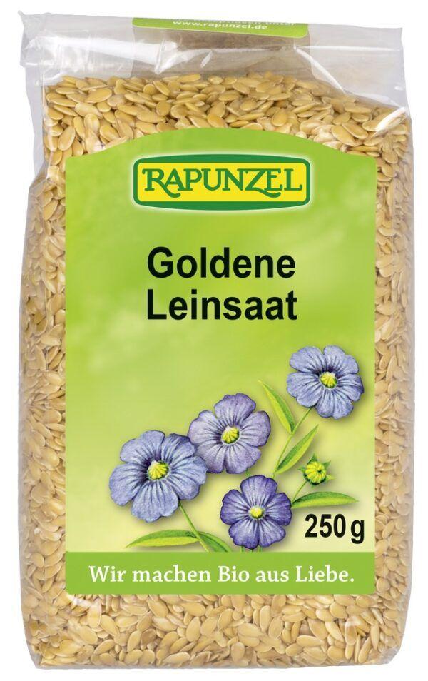 Rapunzel Leinsaat gold 250g