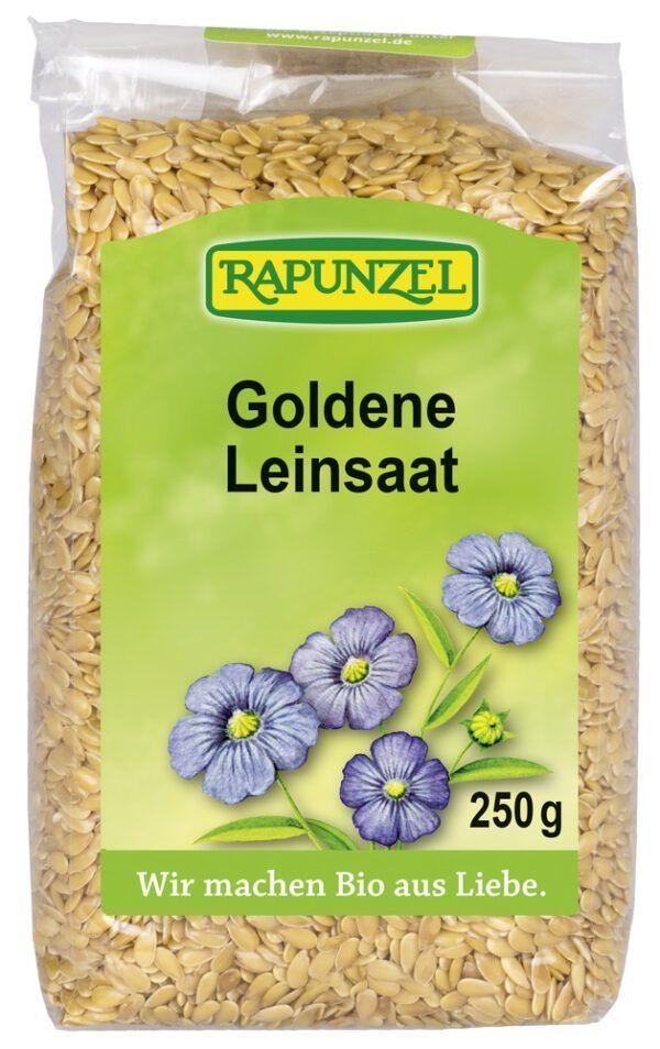 Rapunzel Leinsaat gold 8x250g
