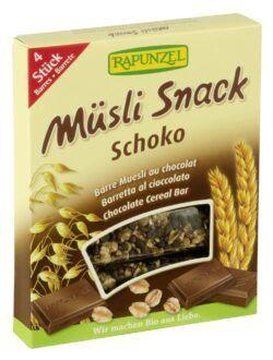 Rapunzel Müsli Snack Schoko 14x29g