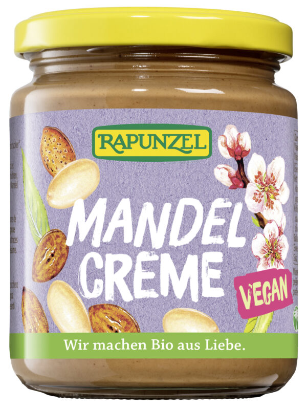 Rapunzel Mandel-Creme 6x250g