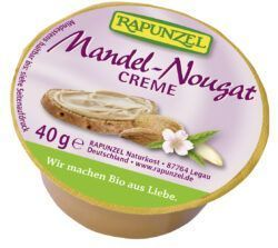 Rapunzel Mandel-Nougat-Creme 11x40g