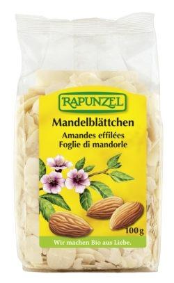 Rapunzel Mandelblättchen 8x100g