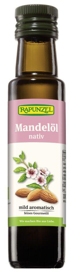 Rapunzel Mandelöl nativ 4x100ml