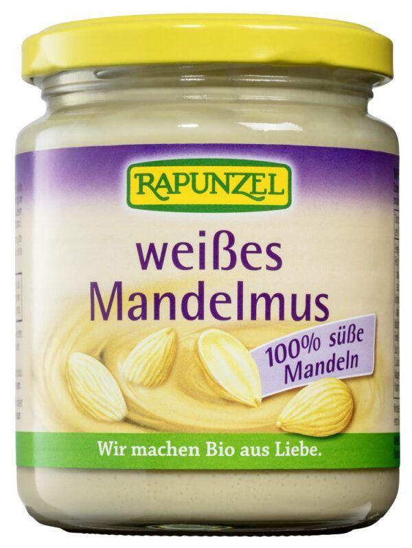 Rapunzel Mandelmus weiß 6x250g