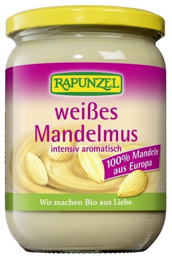 Rapunzel Mandelmus weiß, aus Europa 6x500g
