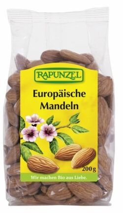 Rapunzel Mandeln, Europa 12x200g