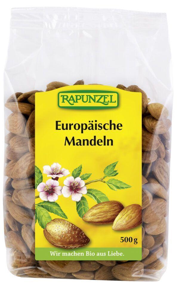 Rapunzel Mandeln, Europa 500g