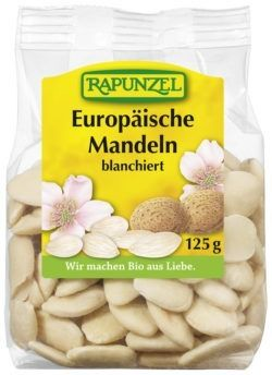 Rapunzel Mandeln blanchiert, Europa 8x125g
