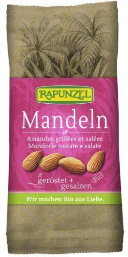 Rapunzel Mandeln geröstet, gesalzen 10x60g