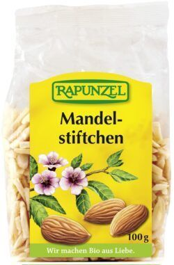 Rapunzel Mandelstiftchen 8x100g