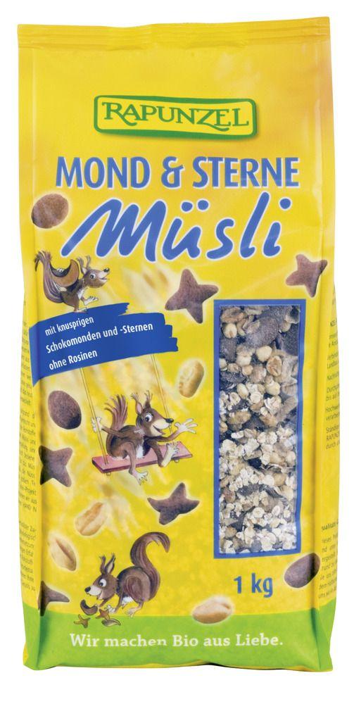 Rapunzel Mond & Sterne Müsli 1kg