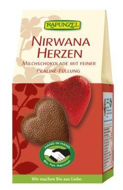 Rapunzel Nirwana Herzen HIH 10x128g