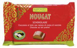 Rapunzel Nougat Schokolade HIH 100g