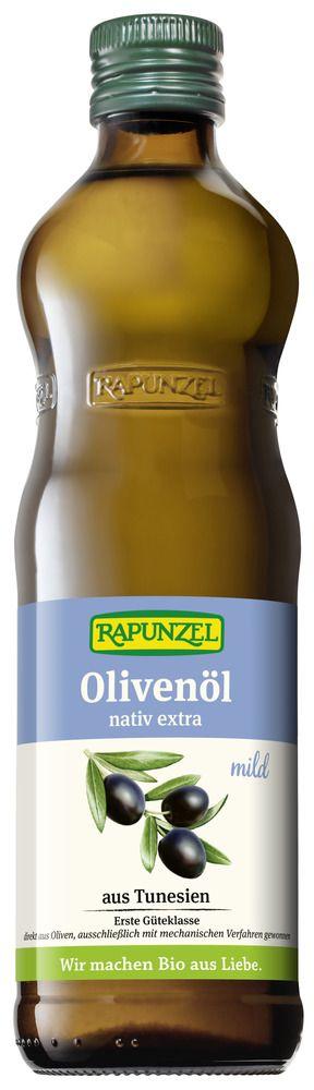 Rapunzel Olivenöl mild, nativ extra 6x0,5l