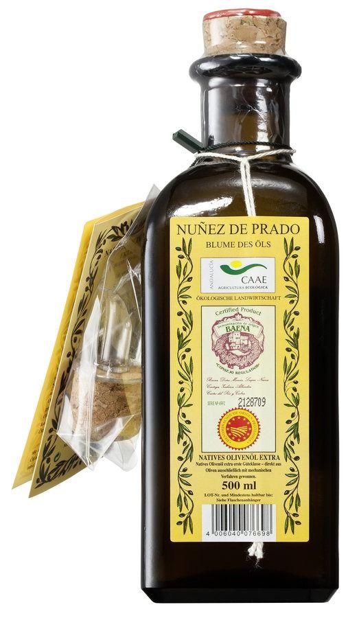 Rapunzel Olivenöl 'Blume des Öls', nativ extra 6x0,5l