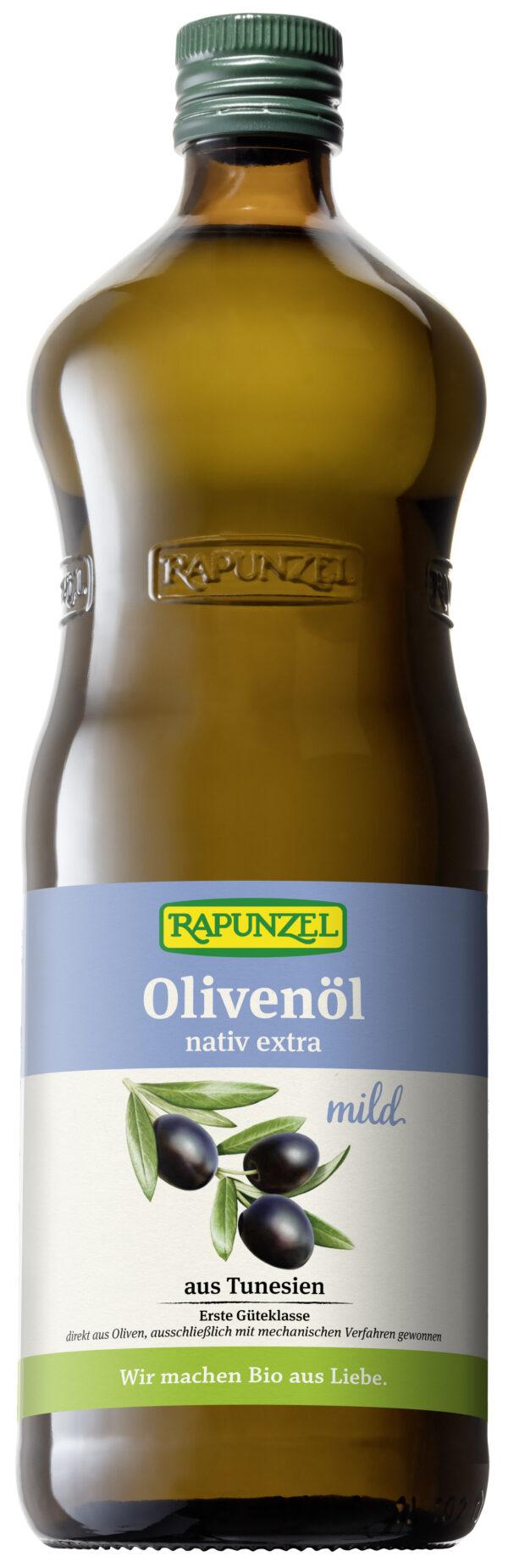 Rapunzel Olivenöl mild, nativ extra 1l