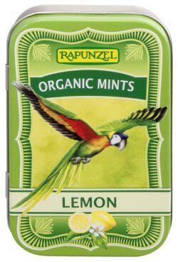 Rapunzel Organic Mints Lemon HIH 50g