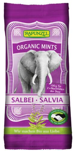 Rapunzel Organic Mints Salbei - Salvia HIH 8x100g