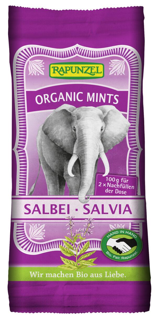 Rapunzel Organic Mints Salbei - Salvia HIH 100g