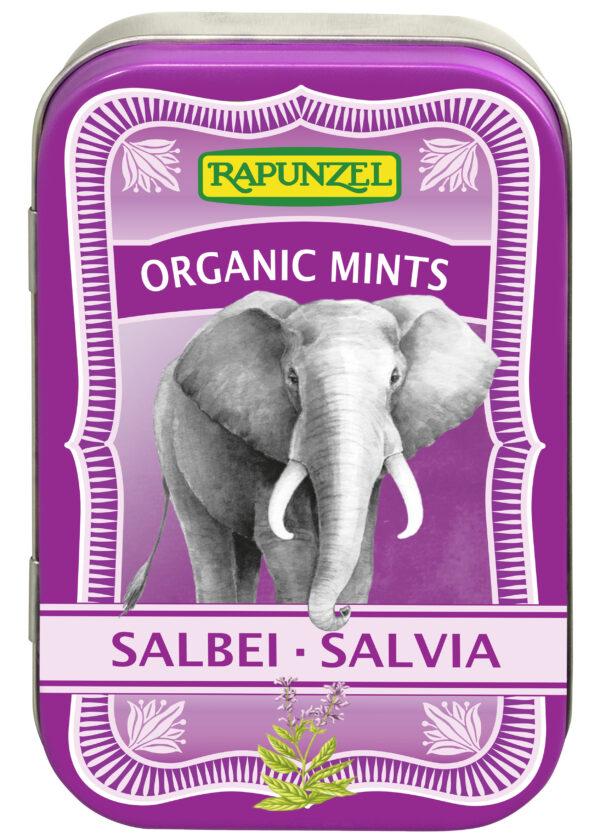 Rapunzel Organic Mints Salbei - Salvia HIH 6x50g
