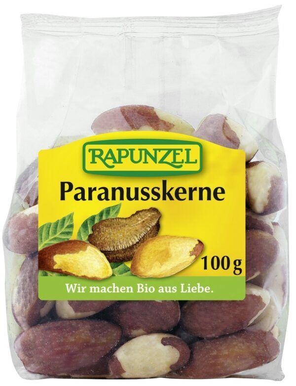 Rapunzel Paranusskerne 8x100g