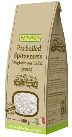 Rapunzel Parboiled Spitzenreis Langkorn weiß 500g